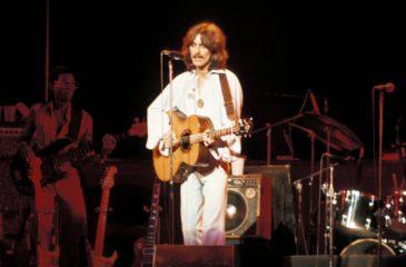 George harrison 70s web