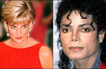 Lady Di Michael Jackson
