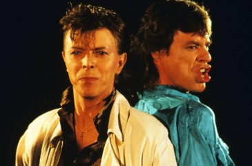 David Bowie Mick Jagger Dancing in the street web