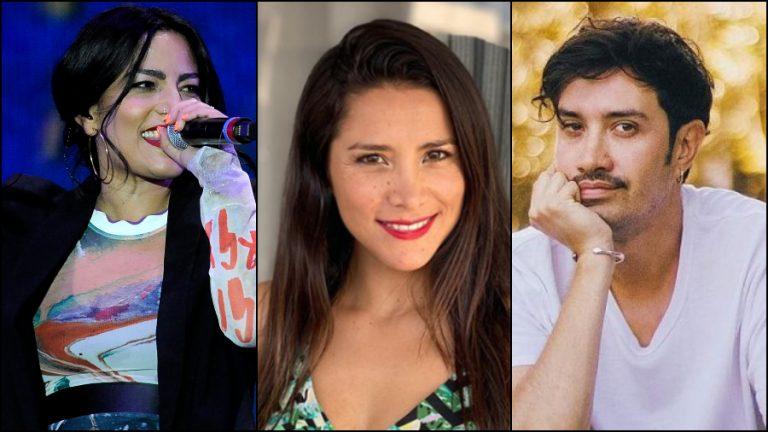 Ana Tijoux Hector Morales Loreto Aravena