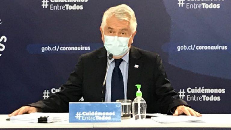 21 de junio covid-19 cuarentena ministro enrique paris web