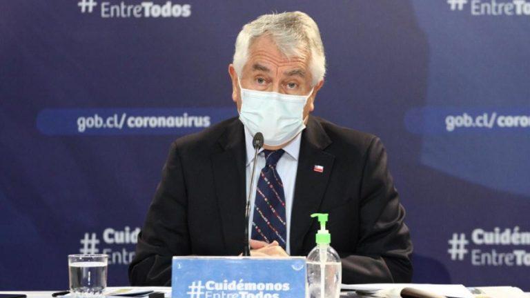 25 junio Ministro Paris coronavirus covid-19 web