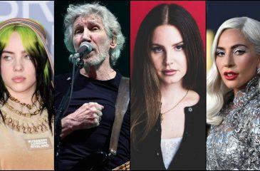 Artistas apoyan a George Floyd