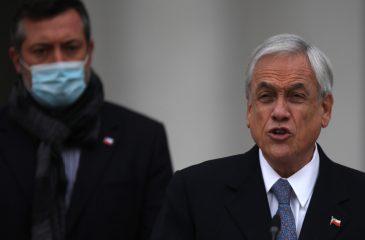 Piñera Sichel gabinete web