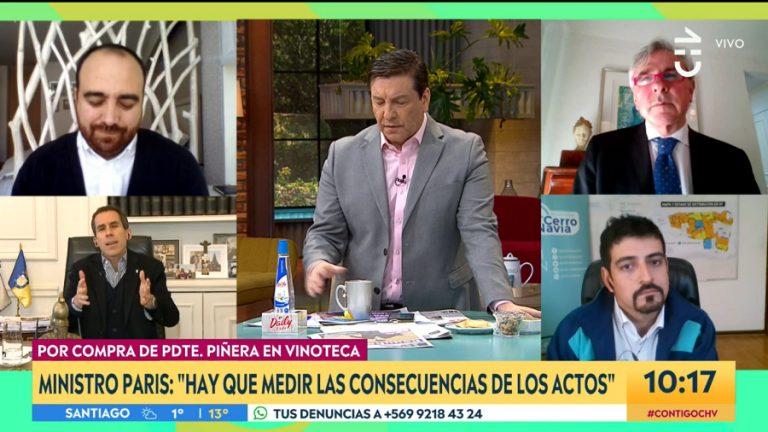 Iván Moreira Contigo Web