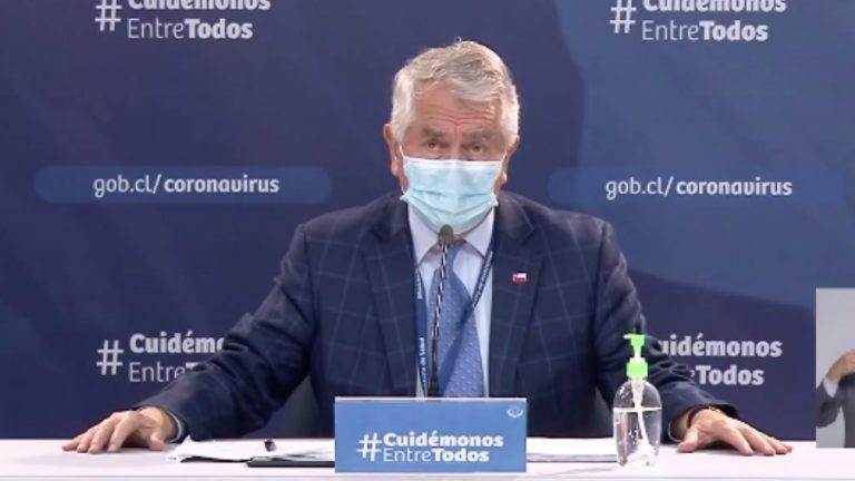 28 de junio ministro Paris Coronavirus covid-19 web