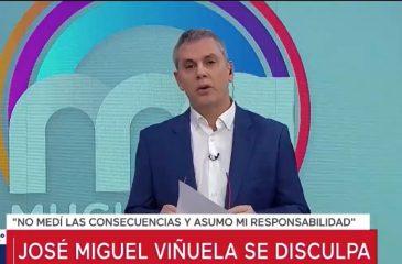 José Miguel Viñuela disculpas foto religiosa