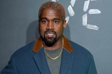 Kanye West presidente web