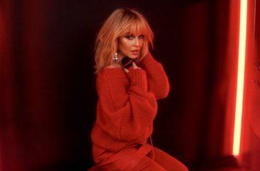 Kylie Minogue Say something web