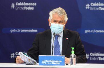 10 de julio Covid-19 ministro paris recuperados coronavirus