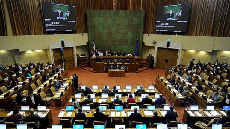 Cámara diputados AFP