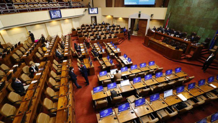 Cámara de diputados aprueban AFP web