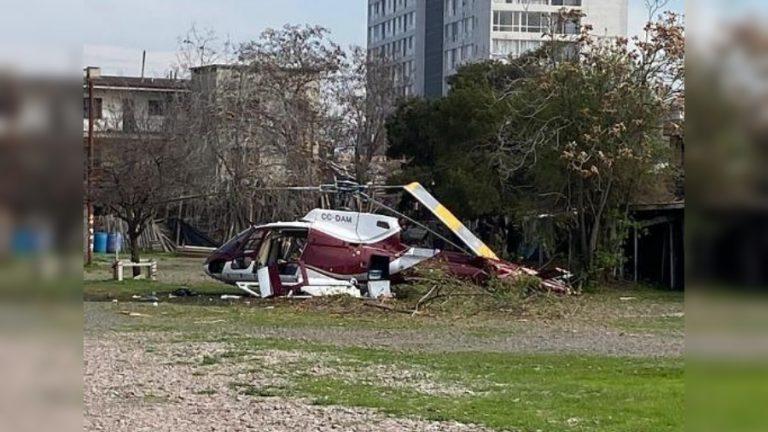 Helicóptero Roberto del Río web