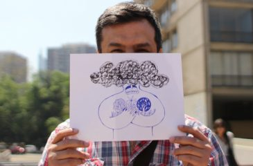 Concurso ilustradores Santiago en 100 palabras
