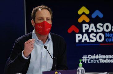 29 de julio covid-19 subsecretario Zúñiga desconfinamiento