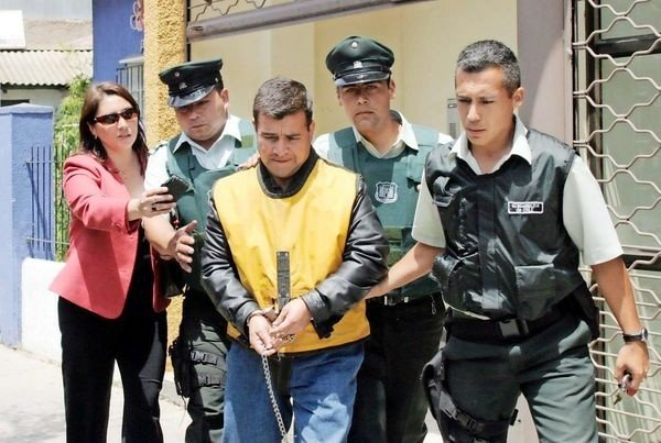 Hugo Bustamante asesino