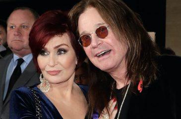 Ozzy y Sharon Osbourne biopic web