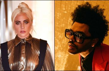 Lady Gaga The Weeknd vma