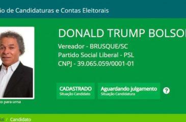 Donald Trump Bolsonaro