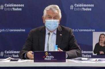 Ministro Paris cuaderno
