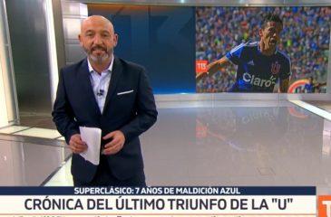 Rodrigo Vera Deportes Canal 13
