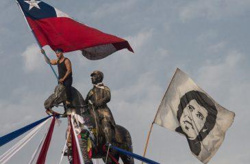 Víctor Jara protestas GettyImages-1194283420 web