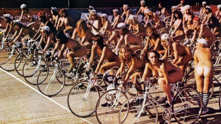 Bicycle race queen web