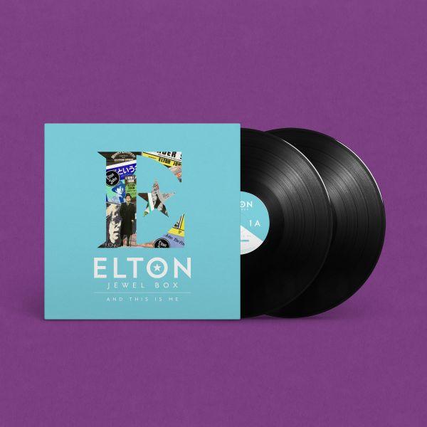 elton jewel vinilo 3