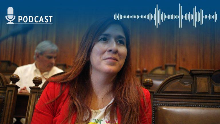 MSOD Catalina Pérez Frente Amplio