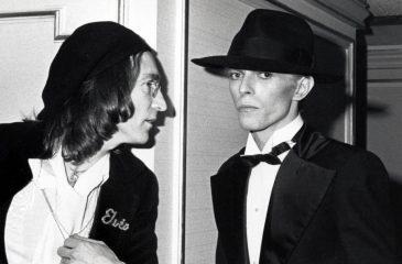 John Lennon David Bowie Fame