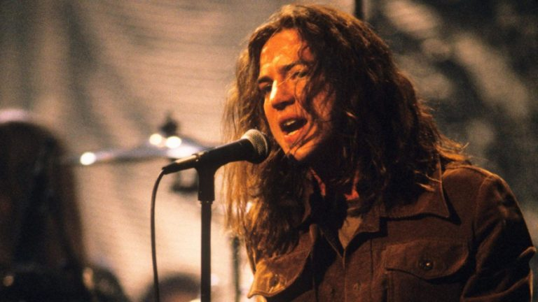 Pearl Jam mtv unplugged video web