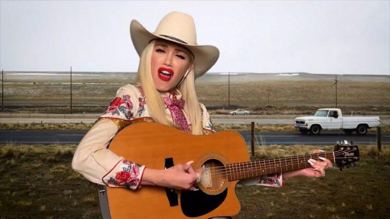 Gwen Stefani country
