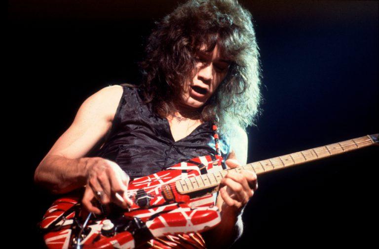 Eddie Van Halen web