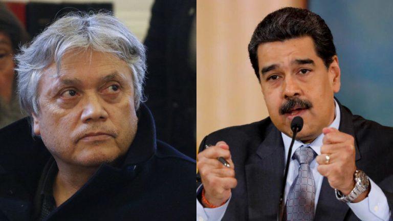 Alejandro Navarro Nicolás Maduro