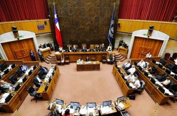 Senado proyecto 10% del gobierno
