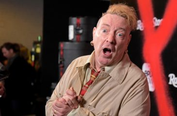 John Lydon Johnny Rotten GettyImages-1133732524 web