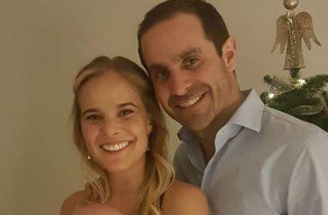 Javiera Suárez y Cristian Arriagada