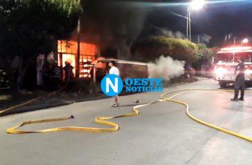 queman casa a violador chileno
