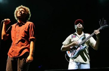 rage against the machine documental