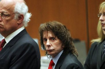 Phil Spector condenado por asesinato