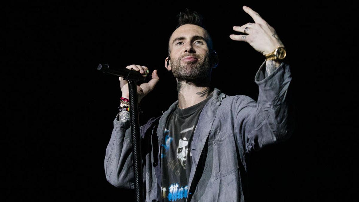 Maroon 5 In Concert