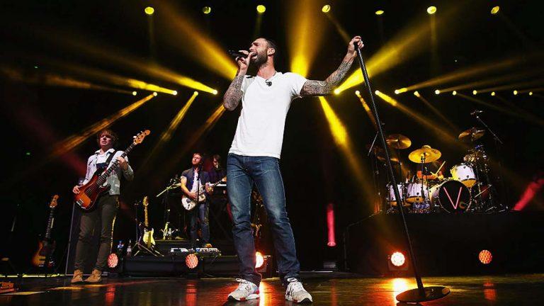 Maroon 5 Australian Tour   Sydney