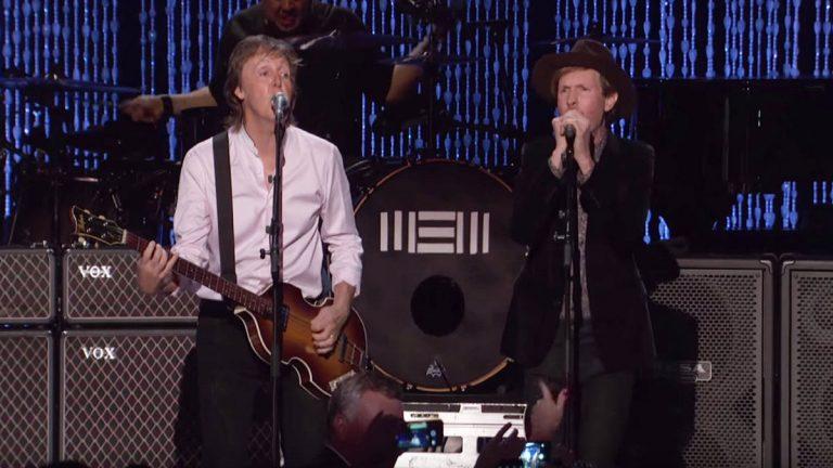Paul McCartney Beck Los Siete Elegidos
