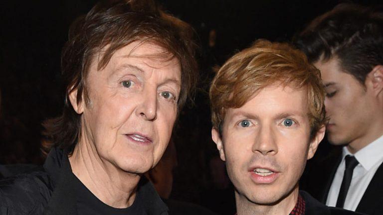 Paul McCartney Se Une A Beck