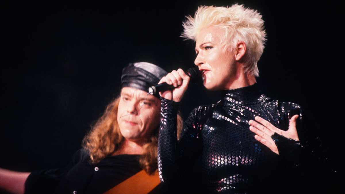 Roxette Performs At Rotterdam Ahoy