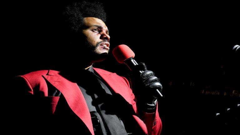 The Weeknd Billboard Top 10