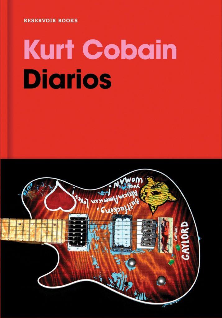 Libro Kurt Cobain