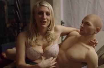 Mujer Muñeco Silicona Sexo