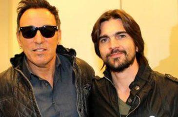 Bruce Springsteen Juanes