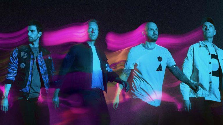 Coldplay Los siete elegidos
